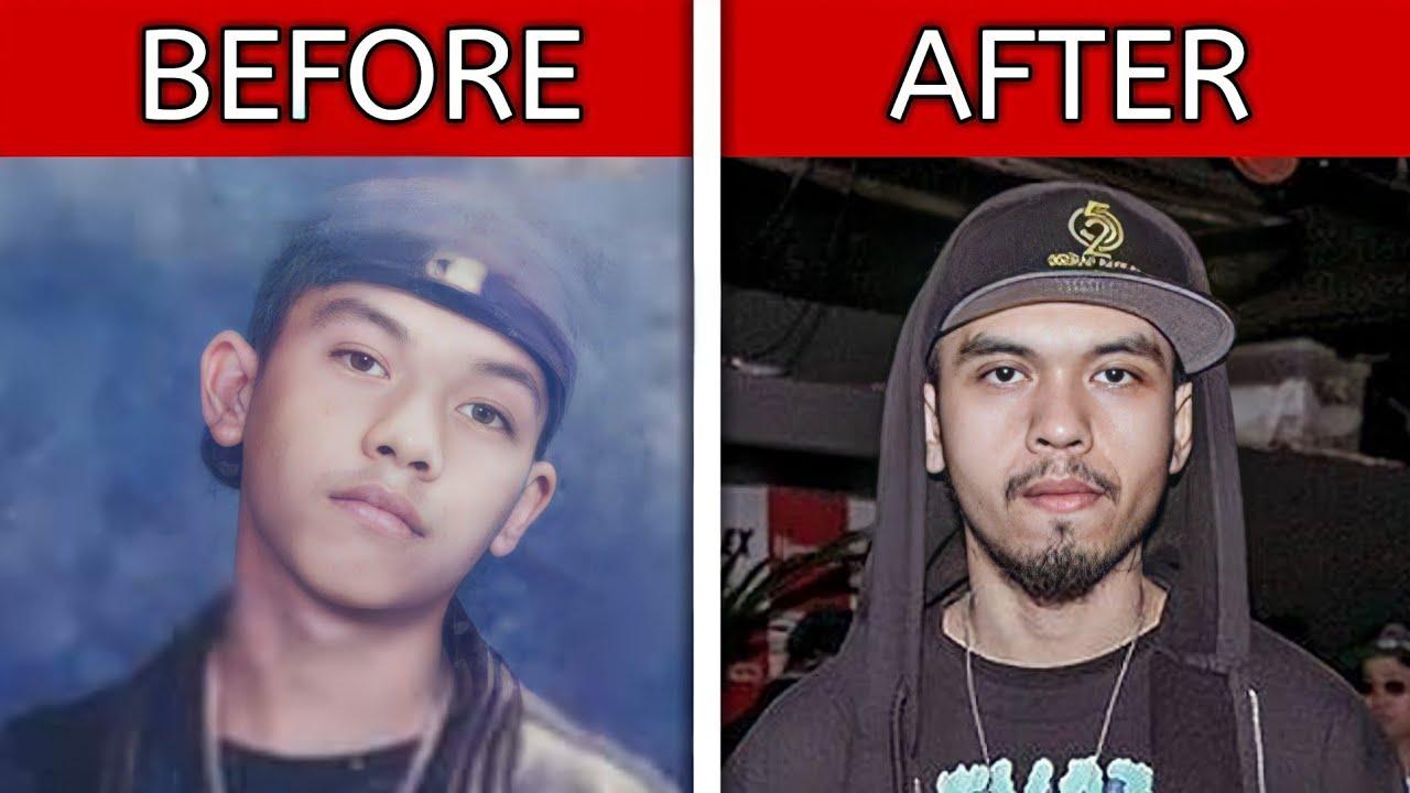 5 Rapper Transformations - Part 3