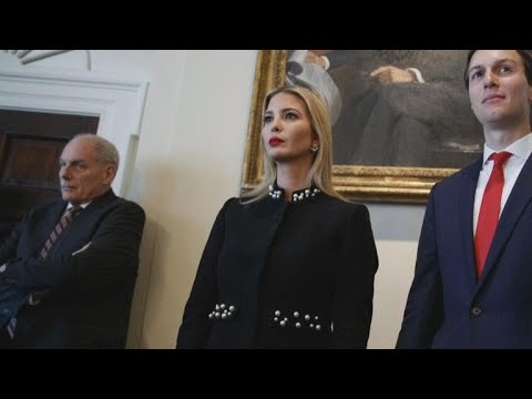 Ivanka Trump publicly disagrees with father on family separation, media
