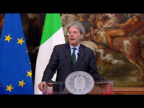 Dichiarazioni alla stampa di Paolo Gentiloni e Joseph Muscat (02/03/2017)