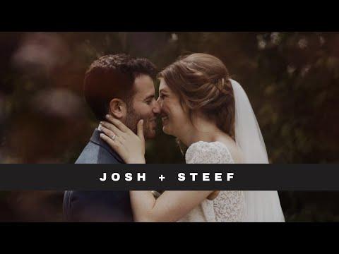 Stephanie + Josh - Eggington House // Leighton Buzzard // Wedding Video