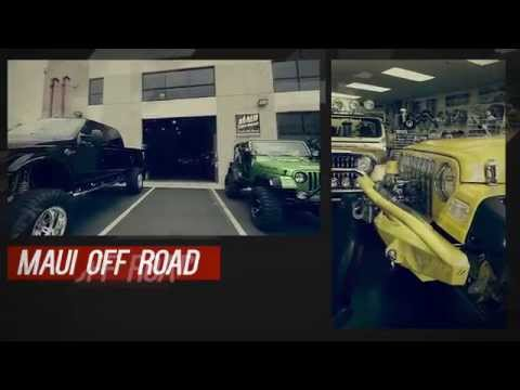 MAUI OFF ROAD CENTER - Commercial