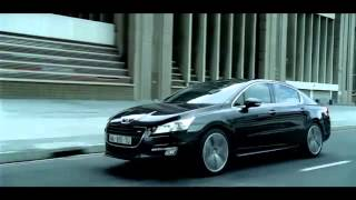 Peugeot 508   TV Advert