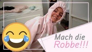 Marleen: Mach die Robbe / Welt kaputt Tag / 10.9.18 / FRAU_SEIN
