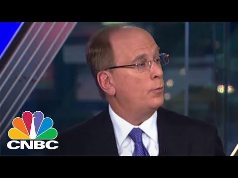 Tax Bill Should Have Totally Eliminated Carried Interest: BlackRock's Larry Fink | CNBC