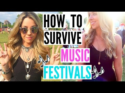 Music Festival Tips and Tricks
