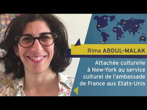 Rima Abdul-Malak est Attachée culturelle à New-York
