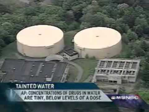 MSNBC  Pharmaceuticals in US Water Supply