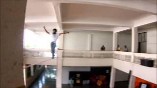 Indoor Highline - Adarsh Tribal with Slacklife Inc.