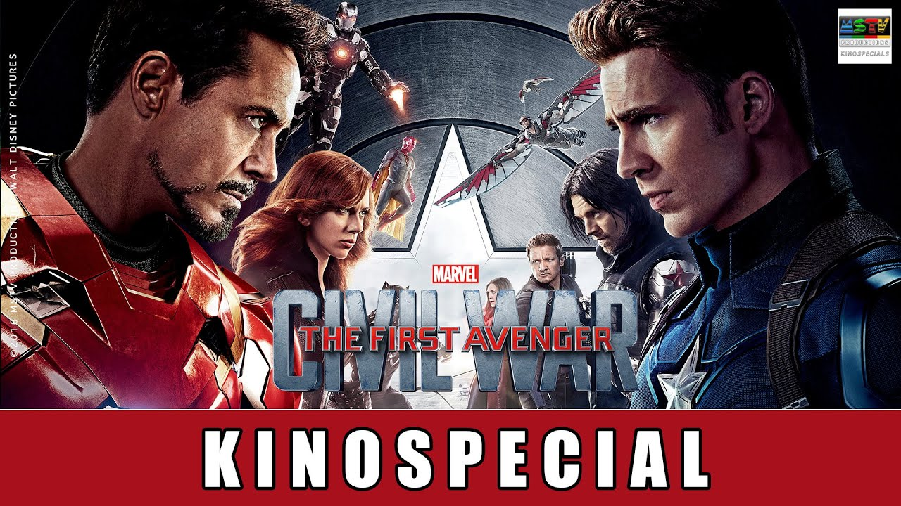 The First Avenger: Civil War - Kinospecial | Robert Downey Jr.