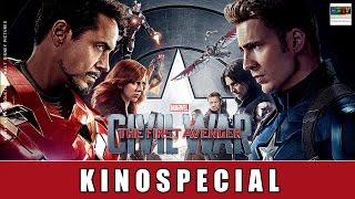 The First Avenger: Civil War - Kinospecial | Robert Downey Jr.