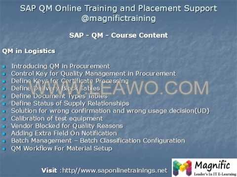 quality-management-with-sap-erp-6-0-ehp5-online-training