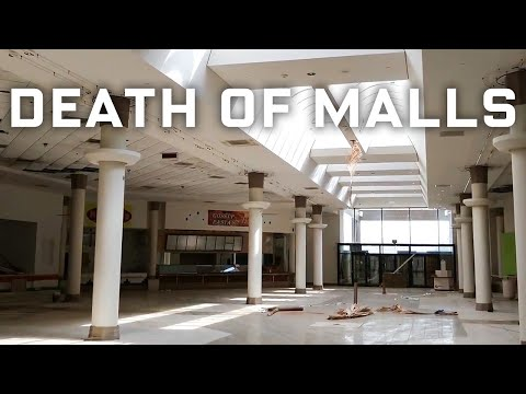 Architecture Professor Explains Why Malls Are Dying | WIRED