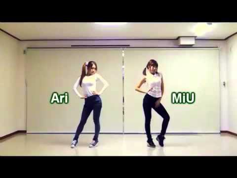Ритмичный танец девушек°•°