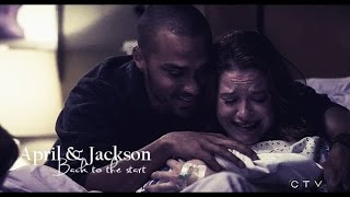 Jackson & April  || Back to the start