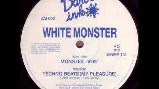 White Monster - Monster  (1991)