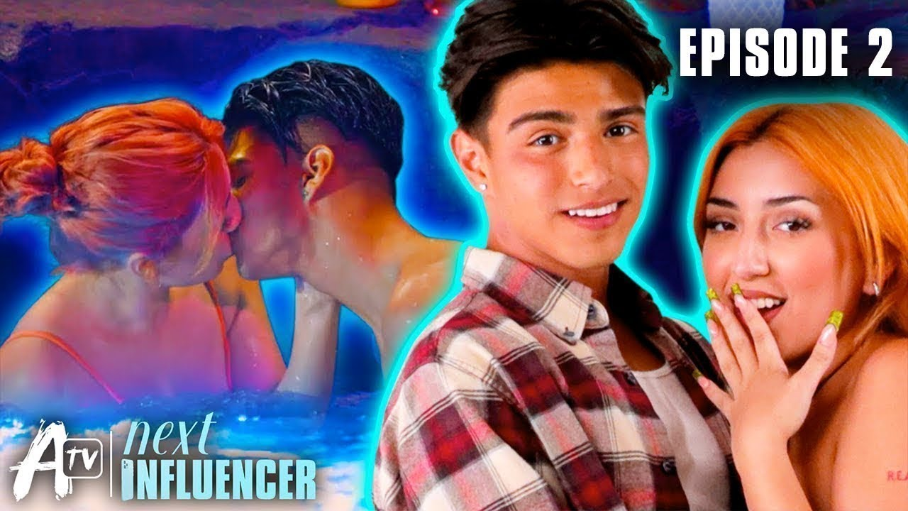 Download Hot Tub 'Never Have I Ever' *KISS* | Next Influencer Season 2 Ep. 2
