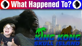 "WHAT HAPPENED TO: ""King Kong: Skull Island"" TV Show? 