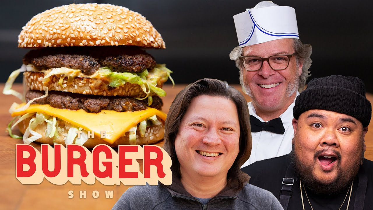 3 Fast-Food Burger Hacks From 3 Burger Experts | The Burger Show