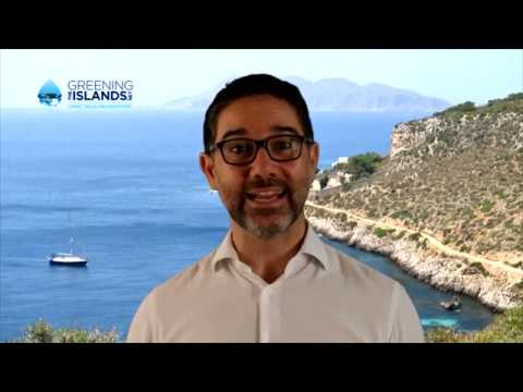 GreeningTheIslands.net Promo Conference Favignana 2017