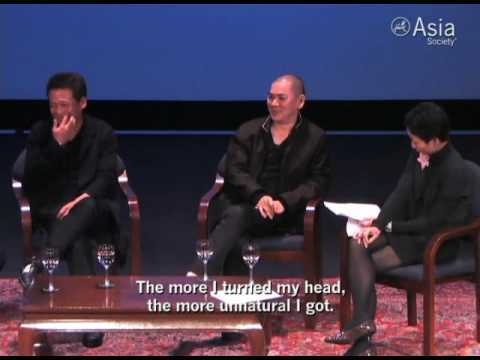 Filmmaker Tsai Ming-Liang on Actor Lee Kang-Sheng (at Asia Society NY)