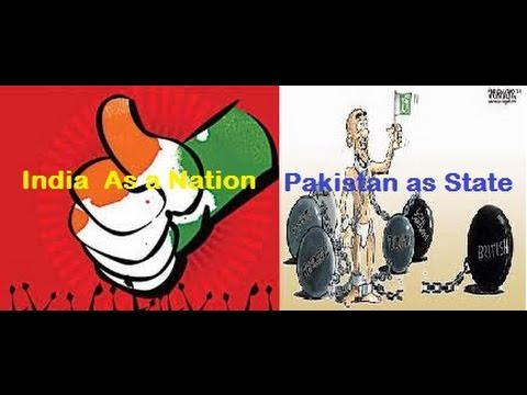 Pakistan Failure as a State and India's Success as a Nation