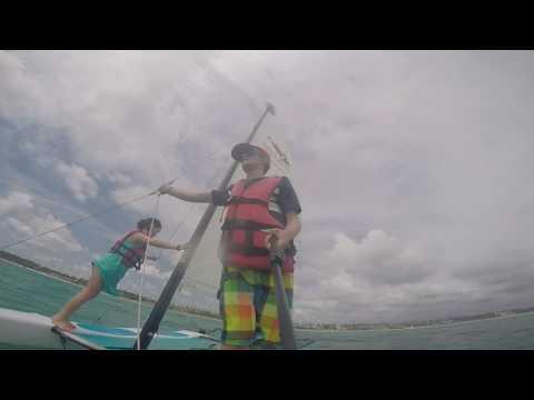 Sailing Punta Cana Dominican Rep