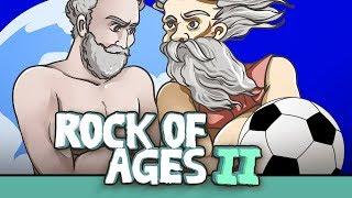 Kickfußball gegen Gott #16 🌚 Rock of Ages 2