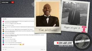 Bomb1st Live: Tim Williams, Nuttso, Mike Dorsey and Reggie Wright. UNSOLVED