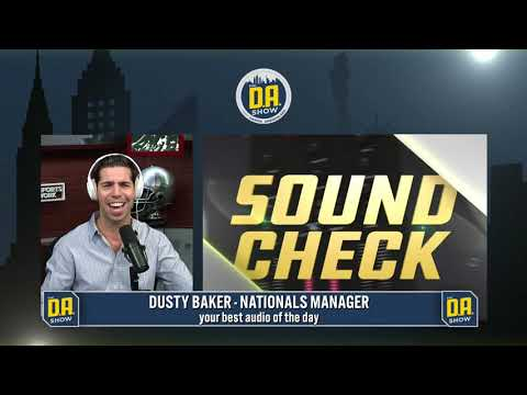 D.A. laughs at Dusty Baker's excuse about mold and spores affecting his team