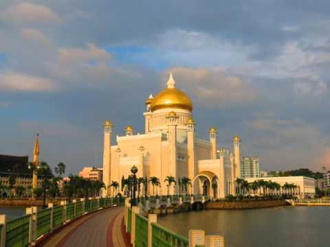 cities of Brunei , Bandar Seri Begawan