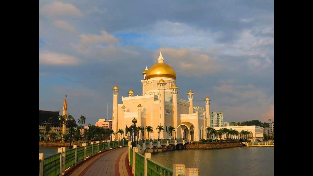 Cities Of Brunei Bandar Seri Begawan Youtube