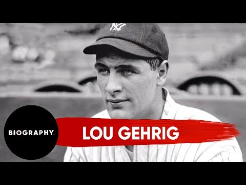 Lou Gehrig's Triumph and Tragedy With the New York Yankees