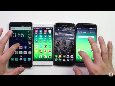 Huawei P9 - Unboxing & Review (www.buhnici.ro)