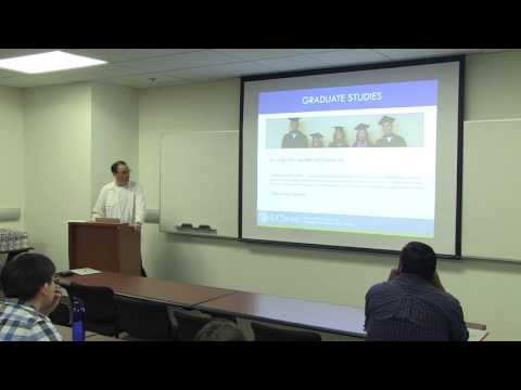"""Computer Science Department Highlights"" - Alex Nicolau, Professor, Department Chair"