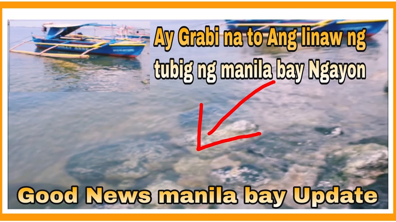 Download Wow Grabe na talaga ang linis ng manila bay ang linaw na ng tubig