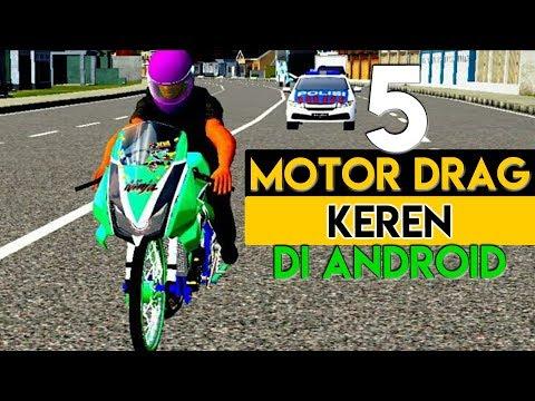 5 Motor Drag Keren Di Game Android ini ! Bebas Balapan Cuy ! - 동영상