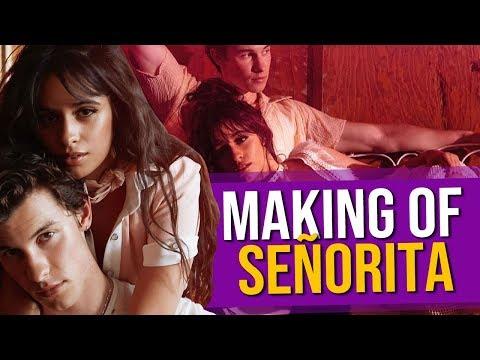 Shawn Mendes e Camila Cabello em: Making OF Senõrita