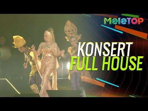 FULL HOUSE konsert tour Dato' Sri Siti Nurhaliza | MeleTOP | Nabil & Neelofa