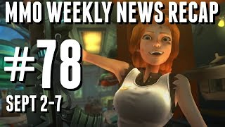 MMO Weekly News Recap #78 | NEW LOTR MMO, Wildstar Shut Down and More!