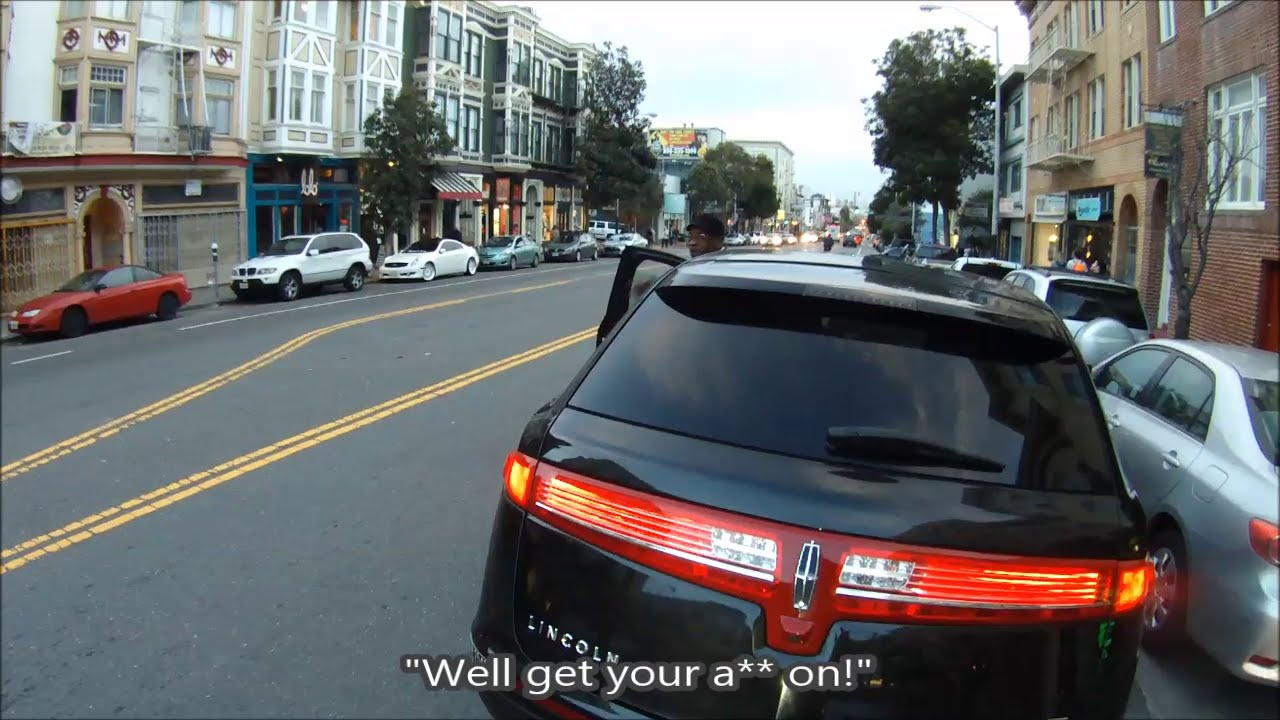 Cars Out of Bike Lanes - \