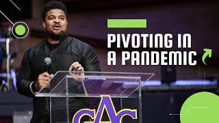 Pivoting In A Pandemic | Rev. Edward Jordan | Allen Virtual Experience