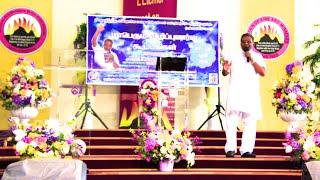 Bro . Augustine Jebakumar message 2015 PARIS FRANCE TCOTP