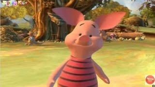Disney's Piglet's Big Game   Winnie The Pooh Dream Part 1   ZigZag Kids HD