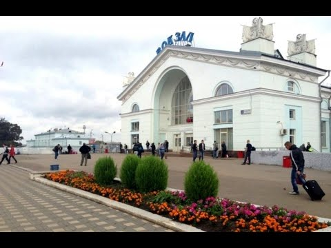 На поезде Киров-Балезино
