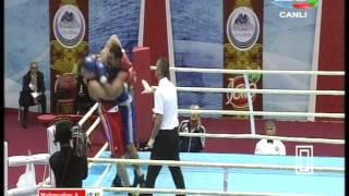 Final +91kg Arslanbek Mahmudov Kamran Mehdiyev
