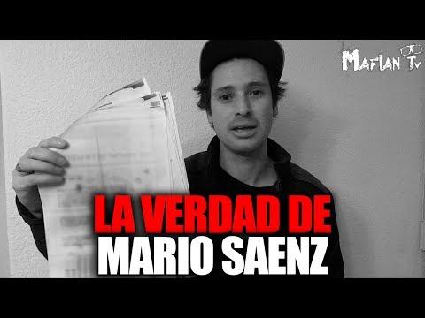 LA VERDAD DE MARIO SAENZ #JusticiaParaLaJusticia