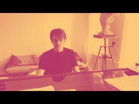 Игорь Яковенко, Фальшсоната для фортепиано № 1, IV часть (Рондо)