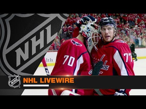 NHL LiveWire: Capitals, Lightning mic'd up for climactic Game 6