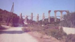 Mytilene Roman Aqueduct, Moria (Mitilini) - Lesvos