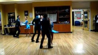 Salsa Synergy Pro Team At Gator Salsa Spring Fling